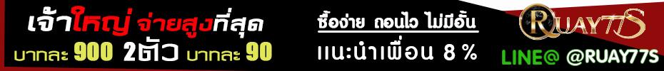 หวยซองแม่นๆเข้าทุกงวดลาภ ผล พูน ทวี 1/8/63