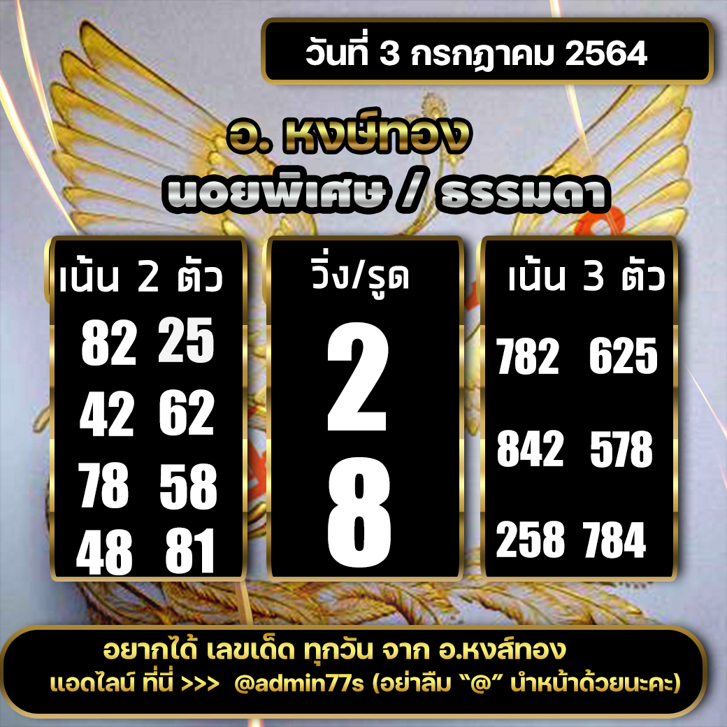 แนวทางฮานอย3/7/64